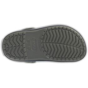 Crocs Crocband Clogsit Lapset, smoke/navy
